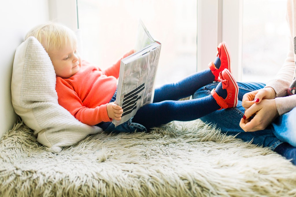 Reading is a great life-long habit. Make books your best friends and start early.
