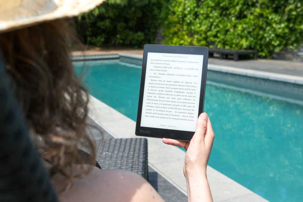 With self-publishing you can publish e-books that can be sold online anywhere