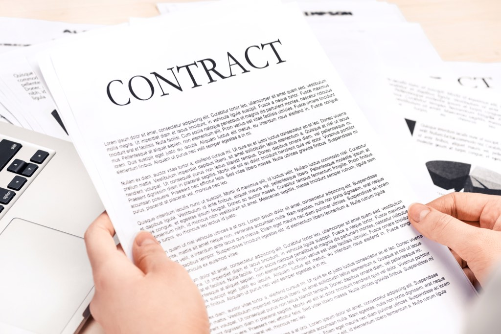 Don't put complex legalese in your proposals unless you must. Legal wording can communicate distrust and seem complicated and neither will boost your pricing power and make clients favorable to you,.