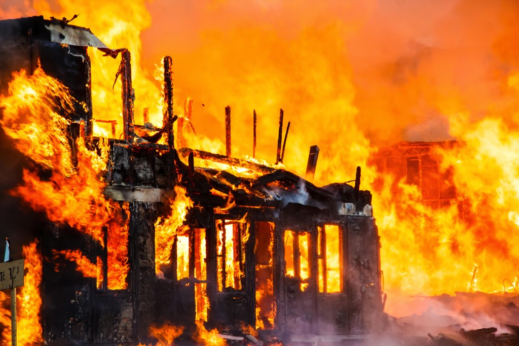 A house-on-fire situation will almost always mean very low buyer price sensitivity.