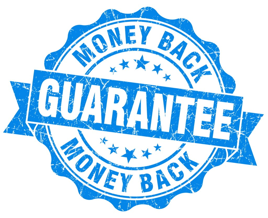 The classic money back guarantee can work wonders if you're dealing with a fence-sitter. Just be careful whom you offer it to and under what terms.