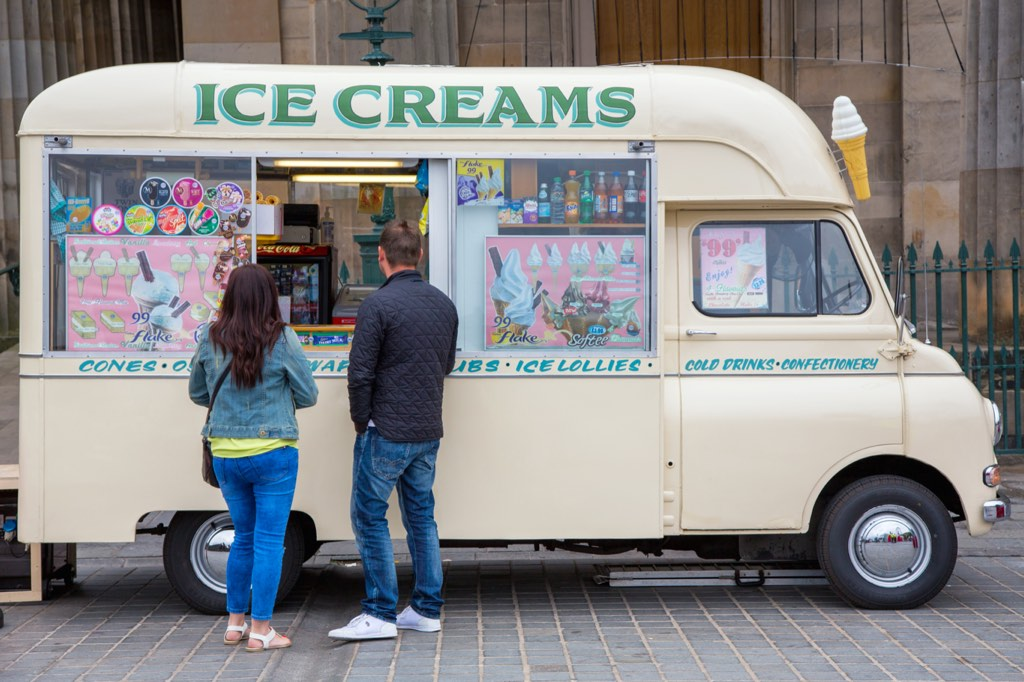 Ice cream trucks owners understand the power of pricing – they park their mobile shop of frozen desserts where people are willing to pay the most.