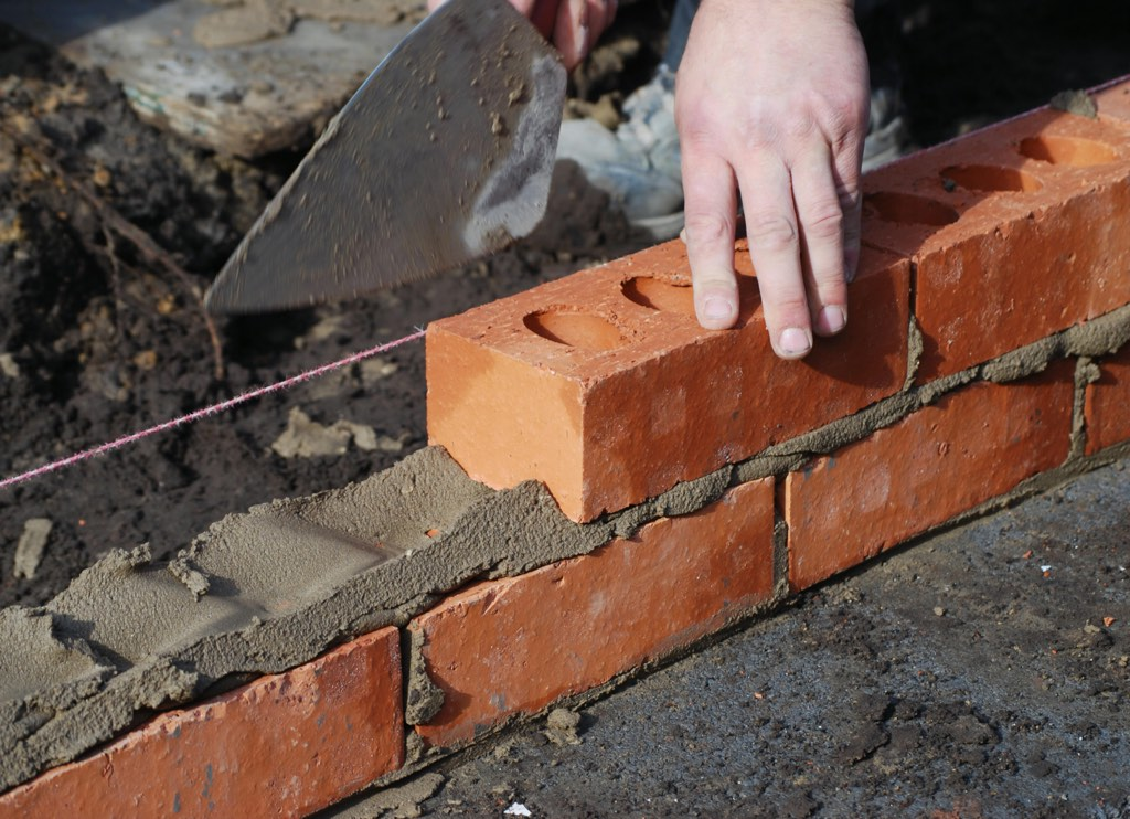 Masons were long paid by how much work they managed to complete in a day – paid by the piece.